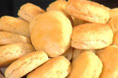 SWEET POTATO BISCUIT Mix flour, baking soda, baking...