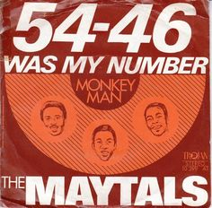 Toots And The Maytals - Was My Number - Miniature Poster with Black Card Frame Ska Music, Reggae Music, Skinhead Reggae, Jamaican Music, Sounds Good To Me, Rude Boy, Northern Soul, Black Card, Musica