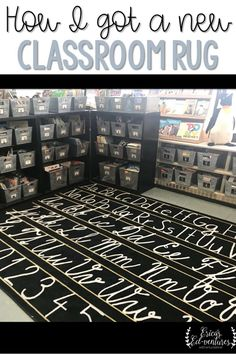 Home Interior Catalogo How I Got a New Classroom Rug black and white classroom rug.Home Interior Catalogo How I Got a New Classroom Rug black and white classroom rug Classroom Carpets, Future Classroom, Classroom Rugs Cheap, Classroom Furniture, Classroom Decor Themes, Classroom Design, Classroom Ideas, Classroom Organization, Classroom Attendance