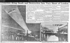 Sept 12 1915 Zeppelins bring death and destruction in the heart of London http://archives.chicagotribune.com/1915/09/12/page/3 …