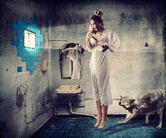 Faz de Conta: Fotos de Elena Vizerskaya