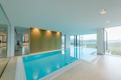 MLZ Pools & Wellnes Villa Aqua www.bsw-web.de #Schwimmbad