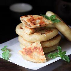 Chinese Meat Pie (Xian Bing) – China Sichuan Food