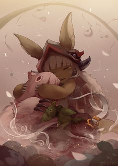 Mitty & Nanachi | Made In Abyss