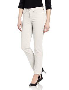 0831c2362a6b7 NYDJ Women's Classic Sheri SKINNY Jeans Optic White 14 for sale online |  eBay