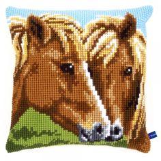 "Набор для вышивки ""Лошади"" арт. PN-150680 Vervaco"