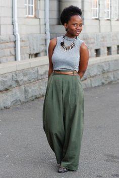 Mercedes-Benz Fashion Week Africa, Black Street Style, African Street Style, Street Style South Africa