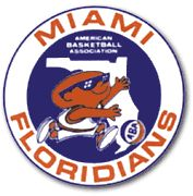 Miami Floridians, later just the Floridians, ABA