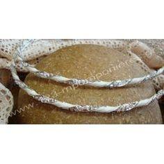 Στέφανα γάμου επάργυρα   123-mpomponieres.gr Cuff Bracelets, Silver, Jewelry, Jewlery, Jewerly, Schmuck, Jewels, Jewelery, Fine Jewelry