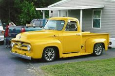 This '55 Ford F-100 is owned by Jim Thomson, who writes that it is used daily in the summer. Thomson said the pickup attends a lot of car shows and has won quite a lot of trophies. See this vehicle and others or submit your own photo at http://www.ydr.com/gallery. To catch up on York County's automotive news, visit http://www.facebook.com/WheelsOfYorkCounty.
