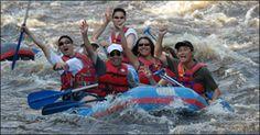 Lehigh River Gorge whitewater rafting