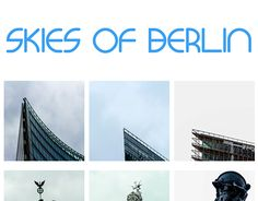 """Check out new work on my @Behance portfolio: """"SKIES OF BERLIN""""…"""