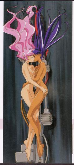 I like that in the movie Utena and Anthy get to leave together.