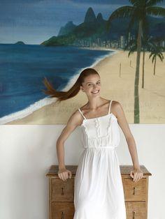 Camisola longa Isabelle