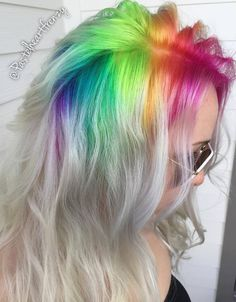 Never before have hair color trends been so inventive, exciting and fun. From geode to gray tones to even rainbow hairit seems like the more color the merrier-and too much is never enough! Now the latest and greatest trend to hit the hair scene is none ot http://amzn.to/2sD4nGX