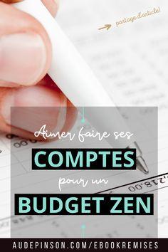 Aimer faire ses comptes ? Ca y est, l'Accro du Budget a vraiment disjoncté. Pas forcément ! J'ai un mode d'emploi en trois étapes pour que vous aussi vous appréciez faire vos comptes. Le but : faire de votre bureau un endroit agréable où vous retrouvez facilement tous vos papiers.   Ces trois étapes simples sont ...