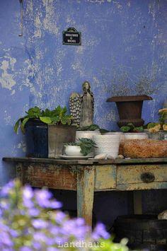Garden Design, Painting, Art, Farmhouse, Art Background, Painting Art, Kunst, Paintings, Landscape Designs