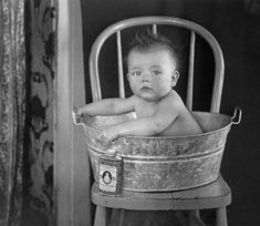 """The origin of the term """"Don't throw the baby out with the Bath water"""" is disgusting."""