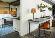 1 Hotel Brooklyn Bridge | studio Harrison Green