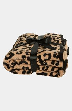 52f517ef71bfe Barefoot Dreams® CozyChic  In the Wild  Throw Blanket