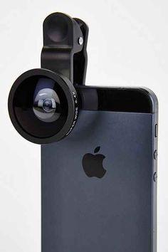 super-wide angle phone camera lens