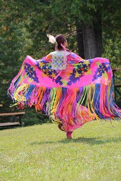 Dancing before ADONAI Native American Dress, Native American Regalia, Native American Quotes, Native American Design, Native Design, Native American Women, American Spirit, Native American Fashion, Fancy Shawl Regalia