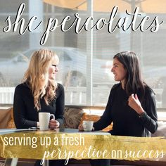 Check out this great Podcast: https://itunes.apple.com/us/podcast/she-percolates-jen-hatzung/id965847231?mt=2