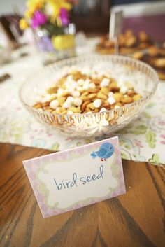 tweet baby...little birdies Birthday Party Ideas   Photo 8 of 30   Catch My Party