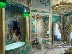 Antonovich Bathroom Design