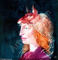 Endre Szász (1926~2003) Game Of Thrones Characters, Princess Zelda, Hungary, Painting, Fictional Characters, Pintura, Auction, Artworks, Painting Art