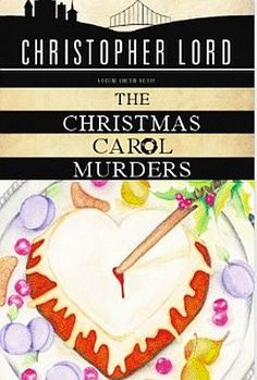 The Christmas Carol Murders by Christopher Lord (Dickens Junction Mystery #1) - a great cozy mystery to check out http://www.mysterysequels.com/the-christmas-carol-murders-by-christopher-lord.html