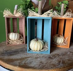 Dollar Tree Fall, Dollar Tree Decor, Dollar Tree Crafts, Fall Wood Projects, Fall Wood Crafts, Harvest Crafts, Flower Pot Crafts, Rustic Fall Decor, Fall Fest