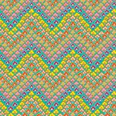 Fabric with Colourways - Kaffe Fassett Studio