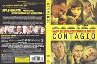 Contagio (Película : 2011) TITLE Contagio [Vídeo] / dirigida por Steven Soderbergh IMPRINT Madrid : Warner , 2011