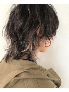 ◆ melgina ◆ SAITO マッシュウルフ highlight/miel & melgina 吉祥寺 【ミエル アンド メルジーナ】をご紹介。2019年春の最新ヘアスタイルを300万点以上掲載!ミディアム、ショート、ボブなど豊富な条件でヘアスタイル・髪型・アレンジをチェック。 Mullet Haircut, Mullet Hairstyle, Short Punk Hair, Fresh Hair, Hair Reference, Light Hair, Pastel Hair, Hair Today, Messy Hairstyles