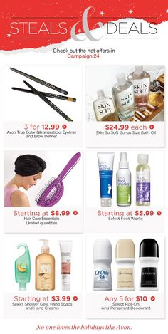 Check out the hot offers in Campaign 24' 2020. Find all the deals here. Brows, Eyeliner, Avon True, Avon Representative, True Colors, Bath And Body, Hair Care, Campaign, Fragrance