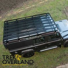 Aluminium Roof Rack - Land Rover Defender 110 - DA3070