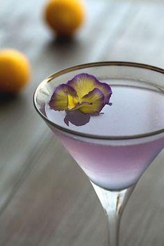 Aviation Classic Cocktail Recipe by HonestlyYUM http://honestlyyum.com/10889/aviation/