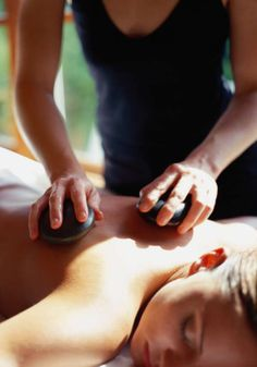 Hot Stone Massage or Microdermabrasion Facial: Forever Beauty Day Spa