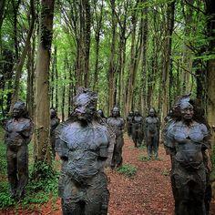 CASS sculpture park, Goodwood