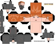 DeviantArt: More Like Hermione Granger - Cubeecraft by asuzz
