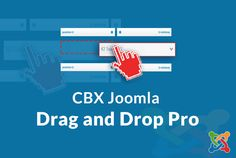 CBX Joomla Drag and Drop Manager Pro