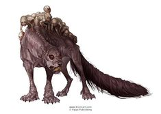 Creature Spot - The Spot for Creature Art, Artists and Fans - New RPG Work