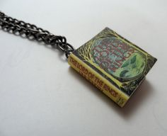 Lord of the Rings by JRR Tolkien Miniature Book by myevilfriend, $12.00