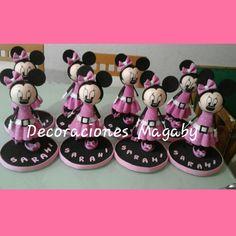 Fofuchas de Minnie