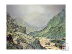 The Seal of the Covenant, 1868 Giclee Print by John Atkinson Grimshaw at Art.com
