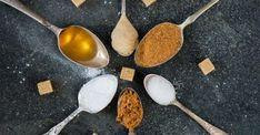 Φυσικά υποκατάστατα ζάχαρης: Ποιο είναι το πιο υγιεινό & ποιο το χειρότερο; Tableware, Incredible Recipes, Abs Fast, Varicose Vein Remedy, Pineapple Stuffing, 2 Ingredients, Natural Remedies, Natural Medicine, Dinnerware
