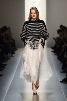 Fall Winter 18/19 Ermanno Scervino Fashion Show