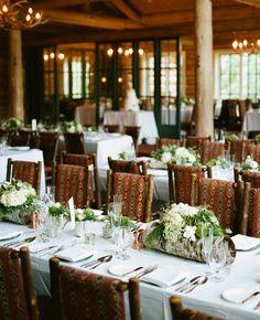 A Natural Rustic Wedding at Beano's Cabin