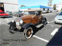 1930 Ford Model A Roadster by AutoMaxx1 in Rancho Cucamonga CA . Click to view more photos and mod info.